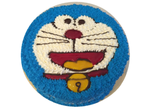 Doraemon Custom Birthday Cake
