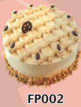 chiffon fruit cake