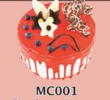 Rasberry Mousse Cake